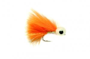Bobie orange , yeux blancs FM