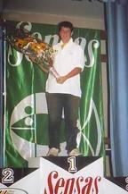 Amaury Jadin. Champion de Belgique U 18.